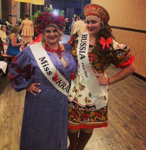 «Знойная женщина». Как живется украинской плюс сайз модели с 9 размером