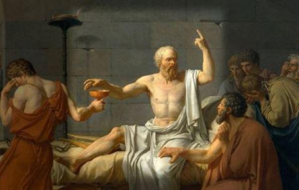 Как Сократ взял в жены девушку на 40 лет младше и что из этого получилось