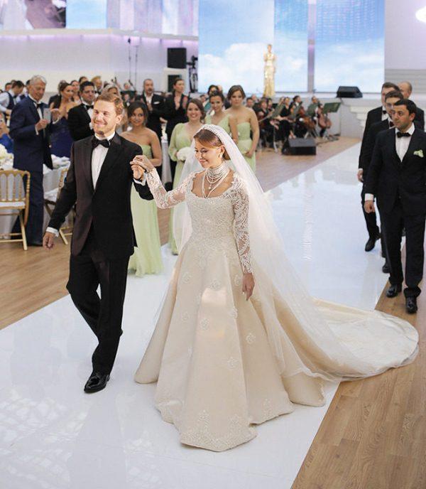 «А свадьба пела и плясала». Роскошнейшие свадьбы отечественных звезд