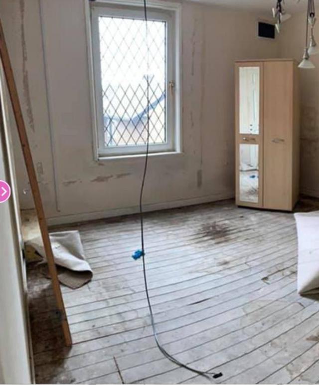Женщина недорого купила дом без удобств и за 2 месяца превратила его в семейное гнездышко