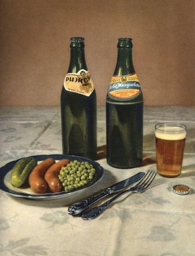 14 аппетитных фото о том, что ели жители СССР