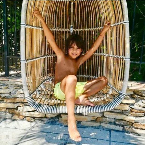 «Вот у кого действительно счастливое детство». Как отдыхают дети Филиппа Киркорова