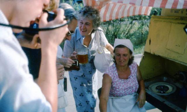 Как здорово и просто мы жили во времена СССР - редкие цветные фото ушедшей эпохи