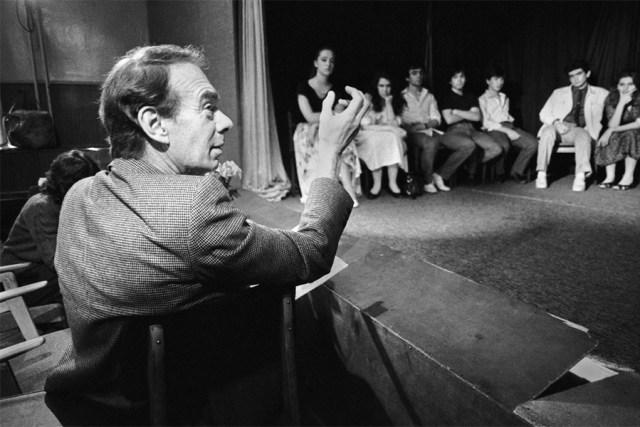 Редкие кадры: актёры советского кино в фотопроекте американского фотографа в конце 80-х