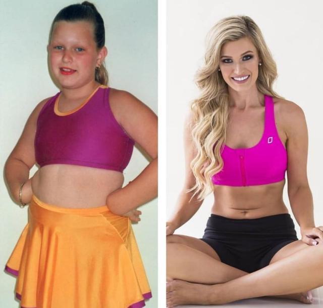 """Девочку называли """"гадким утёнком"""" из-за лишнего веса. Но она преобразилась и стала """"Мисс Австралия"""""""