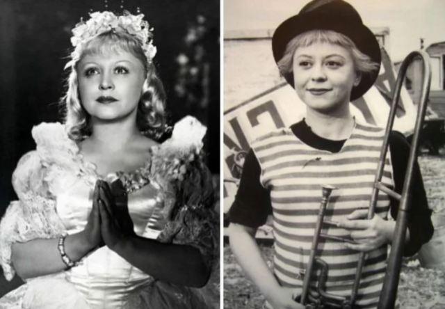 Янина Жеймо - нелегкая судьба самой известной Золушки советского кино