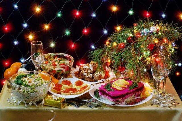 Бык останется доволен. Блюда, которые должны присутствовать и нет на новогоднем столе