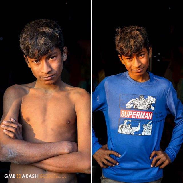 До и после. Как выглядят дети, которым раньше приходилось работать