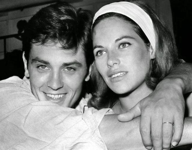 53 года спустя: сын Алена Делона поделился свежим фото воссоединения своих родителей