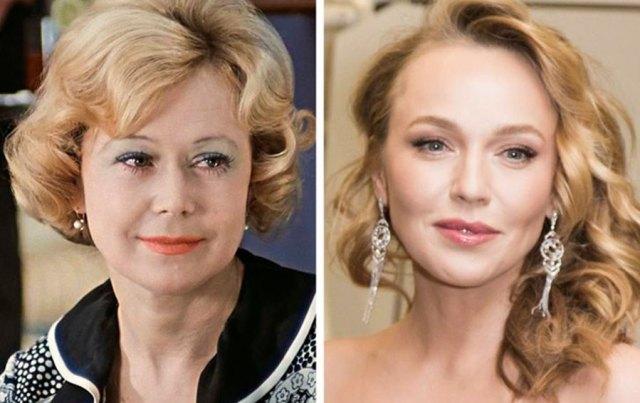 Почему они такие старые? Как выглядят советские звезды и современные одного возраста