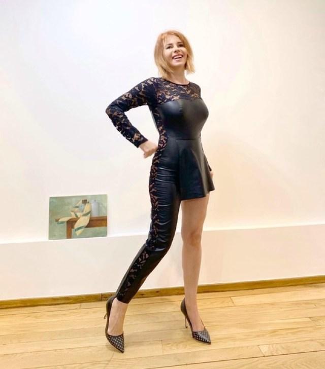 Что за фрик? 55-летняя Штурм в неприемлемом образе удивила пользователей Инстаграма