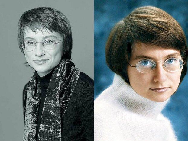 Простушка в очках. Как выглядела в студенческие годы модница Хромченко