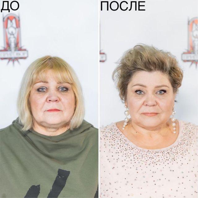 Из измученных домохозяек профессионалы сделали женщин в востребованных красавиц