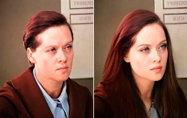 Муклы из Инстаграма. Как бы выглядели советские женщины с нынешними тенденциями