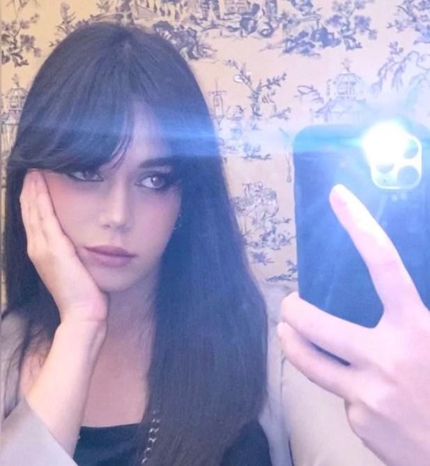 Вылитая Беллуччи. 17-летней внучке Кобзона следует покорять мир вселенской моды
