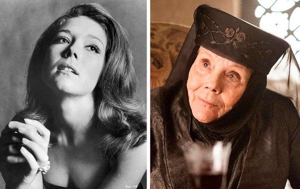 Старушки Голливуда в молодости были красивыми девушками, которых мало кто помнит