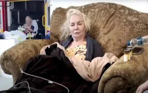 На вид ей 70, а не 42. Шаляпин показал фото жены в немощном состоянии в больнице