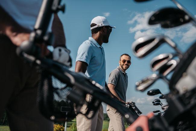 Golfing group proston golf club