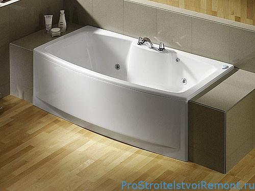Устанавливаем акриловую ванну   Про строительство и ремонт ...