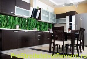 Как поклеить красивые и стильные обои на кухне? | Про ...