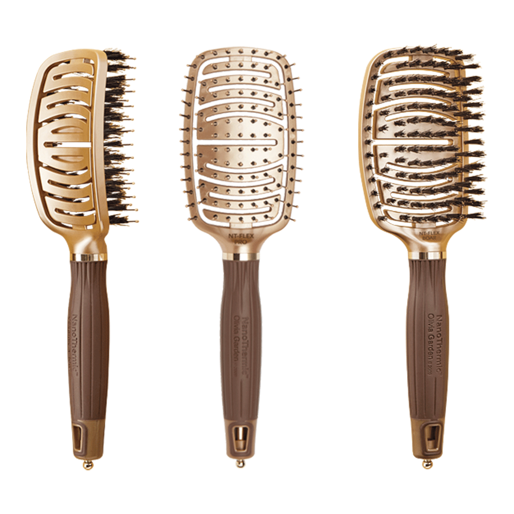 The prothermal are very good qualities. Olivia Garden Nano Thermic Ceramic Ion Flex Brush Collection Nt Flex Prostylingtools Com