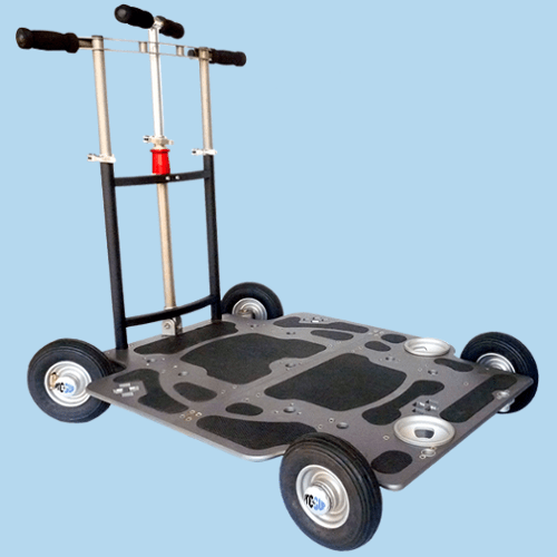 Camera Laptop Dolly By Prosup Professional Camera Support