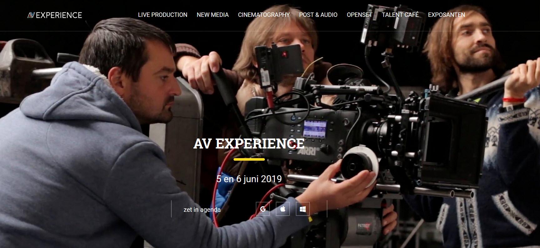 AV festival amsterdam 2019