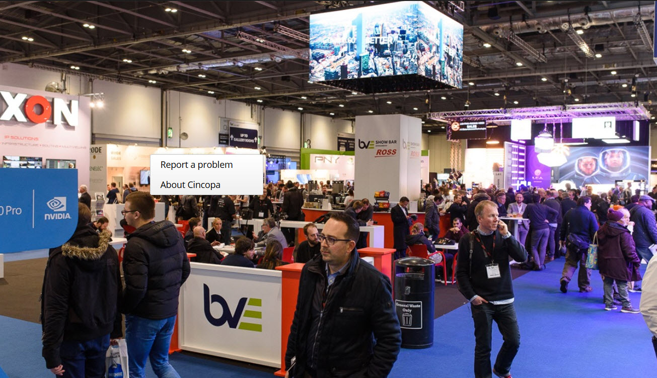 Bve london broadcast show