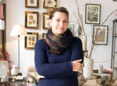 Sarah Berenguer en Read & Sixty