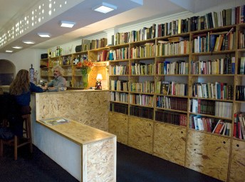 Amplia biblioteca en IHDI