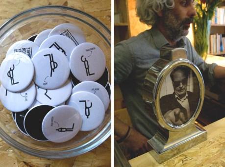 Jacobo ha hecho chapas, quien acierte quién es el de la foto se lleva una ;)