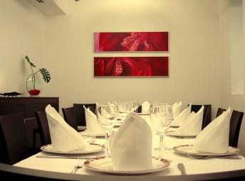Reservado del restaurante