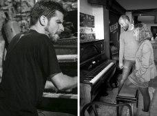 Marco Mezquida tocó en El Refugio Jazz Club