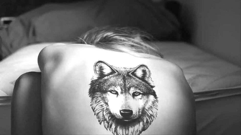 тату волк значение для мужчин и женщин разновидности