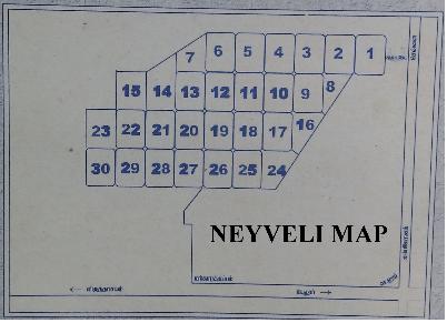 Neyveli map