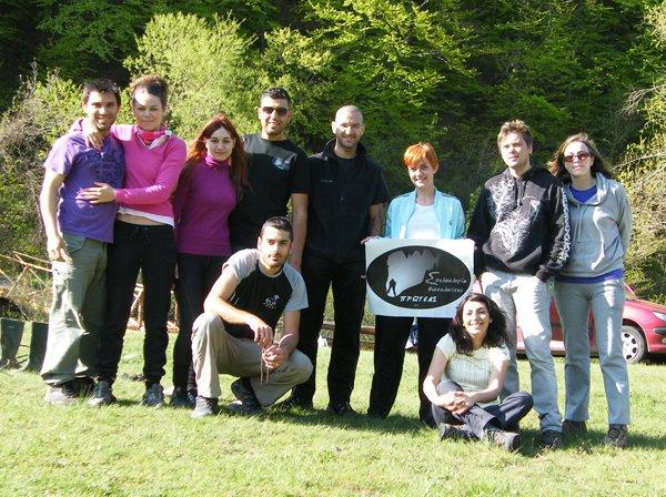 Το team στην Βουλγαρία