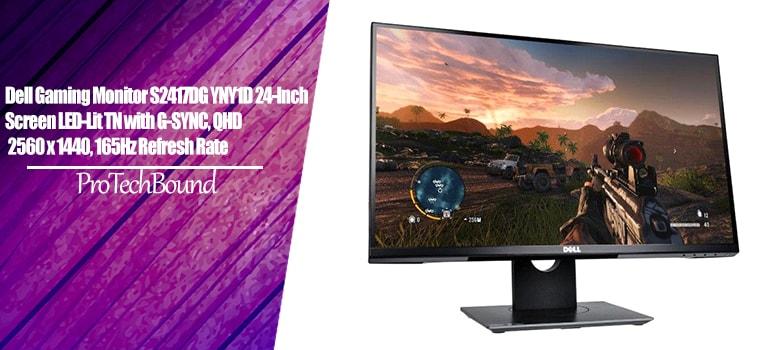 best dell gaming monitors under 500 dollars