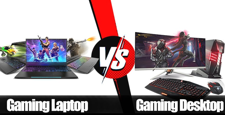 whats better a gaming laptop or pc
