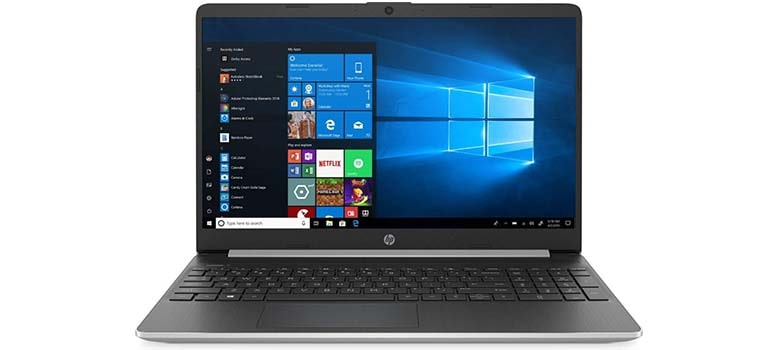 HP 15.6 inch laptop with 32GB ram - good for gaming
