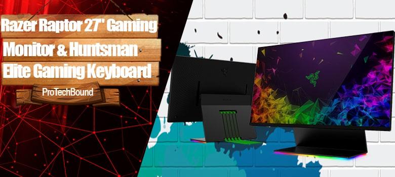 Razer Best Gaming Monitors