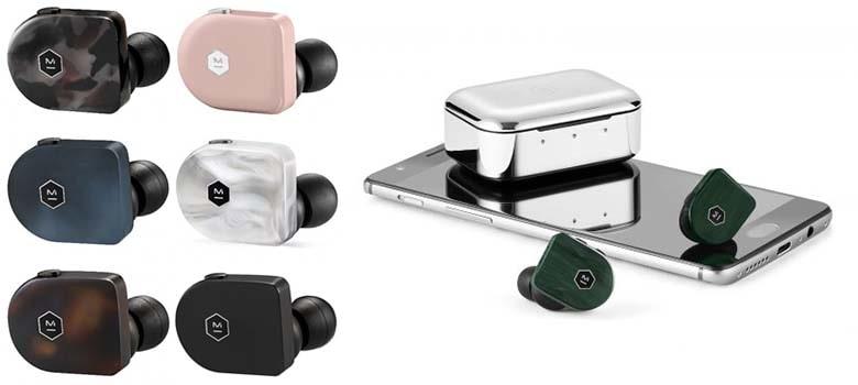 Master & Dynamic MW07 Good Quality True Wireless Earphones