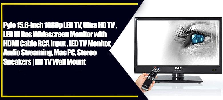 Pyle Ultra HD LED TV - Best Ultra HD Small TV