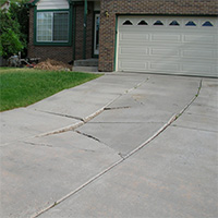 Mudjacking and Concrete Leveling