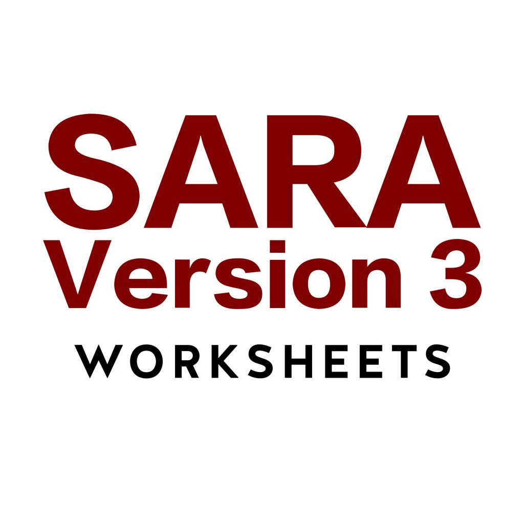 Spousal Assault Risk Assessment Guide Version 3 Sara V3