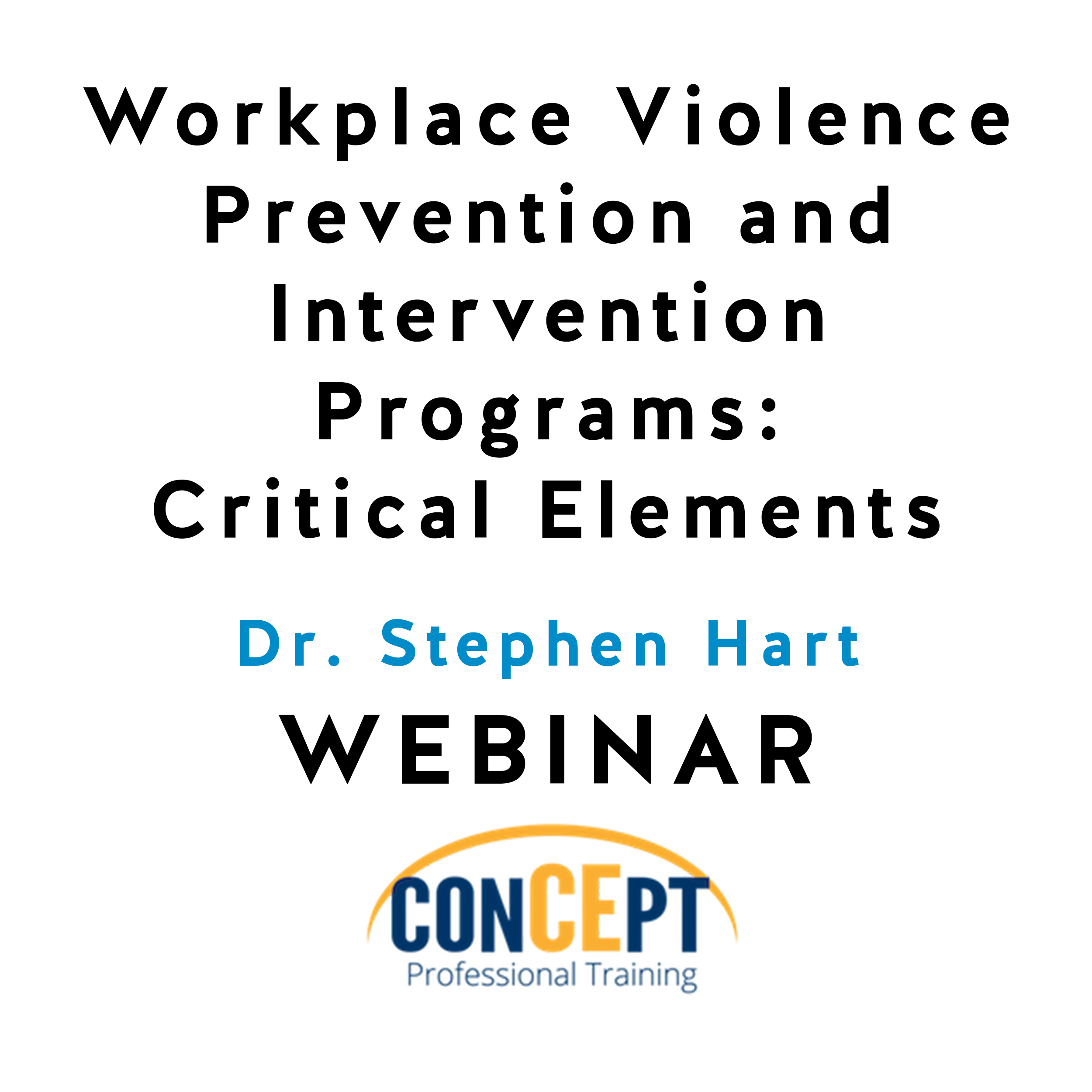 Workplace Violence Prevention And Intervention Programs