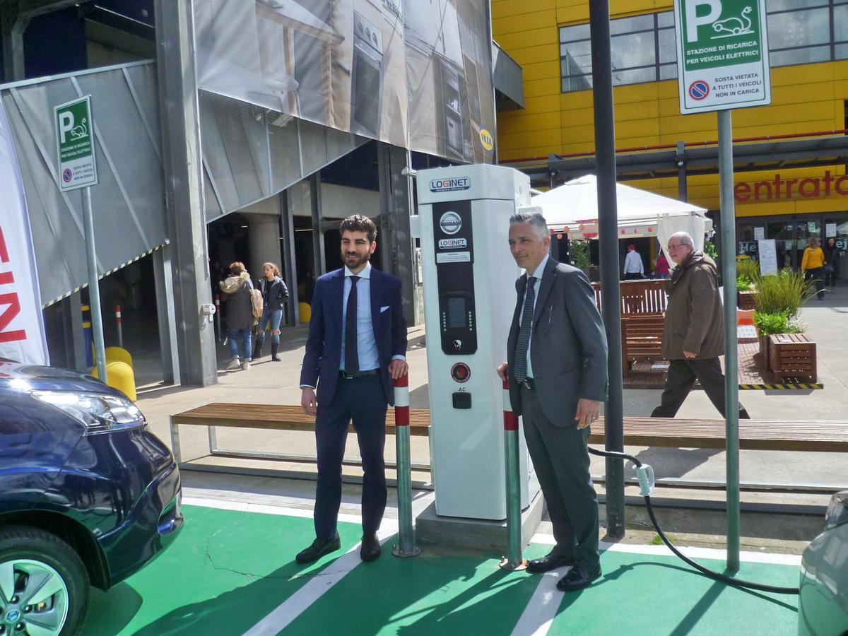 Nissan E Ikea Shopping Di Energia Protectaweb