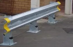 flexible post barrier Product Gallery