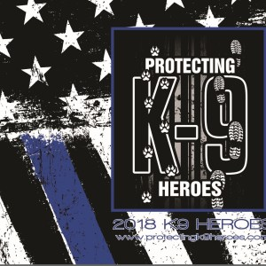 Support Protecting K9 Heroes purchase vests and medical kits