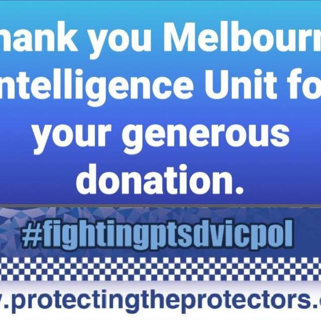 Awesome work and appreciation post Melbourne Intelligence Unit donated tohellip