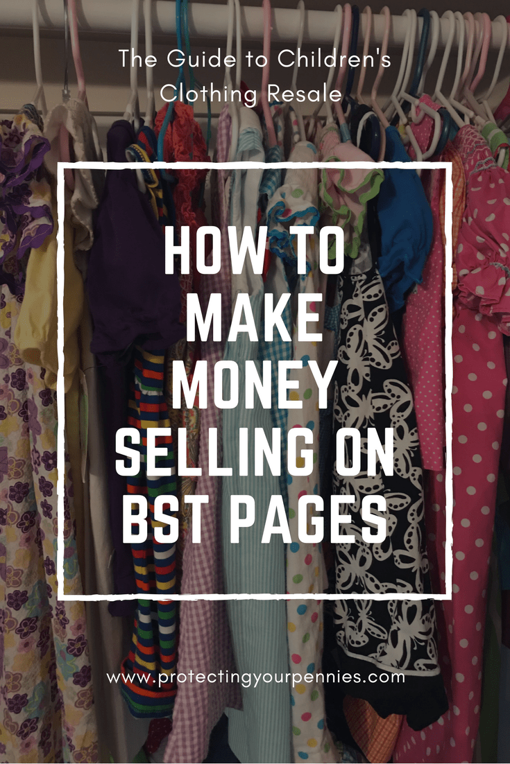 Make money by selling on Facebook BST groups
